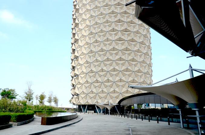 Obras que inspiran: Torres Al Bahar, Emiratos Árabes.
